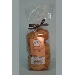 "Cookies ""Gourmandises du Maine"""