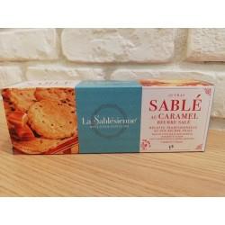 """Sablé aux éclats de caramel au beurre salé """"La sablésienne"""""""
